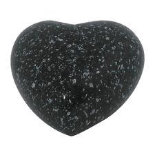 Marble Finish Green Heart Keepsake Aluminium Ashes Urn, Keepsake Funeral urn