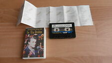 THE BLOW MONKEYS - GREATEST HITS (RARE THOMSUN ORIGINAL CASSETTE + LYRIC SHEET)