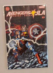JLA/Avengers #4, DC/Marvel crossover, HIGH GRADE NO RESERVE
