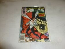 PETER PARKER - THE SPECTACULAR SPIDER-MAN - No 105 - Date 08/1985 - Marvel Comic
