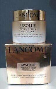 LANCOME ABSOLUE PRECIOUS CELLS WHITE AURA REGENERATING & BRIGHTENING CREAM