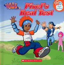 Pixels Real Test (Nick Jr., Play-to-Learn, Lazy Town) by Justin Spelvin