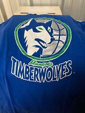 Minnesota Timberwolves National Basketball Association Original T-Shirt - Large