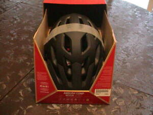 Specialized Ambush Comp Helmet w/ANGi Matte Black size Medium