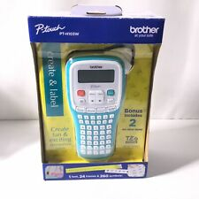 Brother P Touch Pt H103 W Easy Handheld Label Maker W752