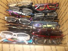 Prescription Eyeglasses Mixed Lot of 73 Used Prescription Eyeglasses