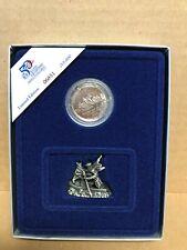 1999 Hallmark American Spirit Collection - Delaware - Coin and Figurine Set