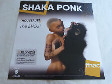 SHAKA PONK - THE EVOL!!!!!!!!PLV 30 X 30 CM !!!!!!!!