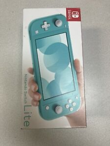 Nintendo Switch Lite Console, Turquoise