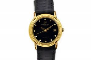 Vintage Raymond Weil Geneve 2611 Gold Plated Automatic Ladies Watch 797