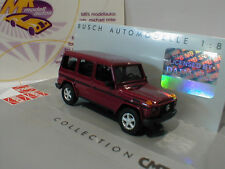 "Busch 51405 # Mercedes-Benz G-Klasse ""CMD-Collection"" in weinrot-metallic 1:87"