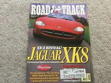 1996 BMW 328i, Mercedes C280 Sport, Volvo 850, Subaru Legacy 2.5 GT Magazine