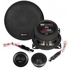 MB Quart QS-100 10cm 2-wege Système à Composants 3 Ohm 70 Wrms Montrer