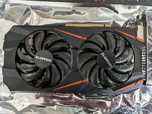 Gigabyte Nvidia Geforce GTX 1060 6GB OC Edition