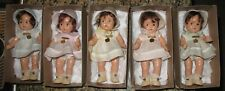 "♚1930's  ORIGINAL SET 7"" MADAME ALEXANDER DIONNE QUINTUPLET COMPOSITION DOLLS"