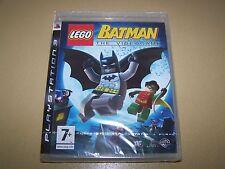 Lego Batman (Sony PlayStation 3, 2008)**New & Sealed**