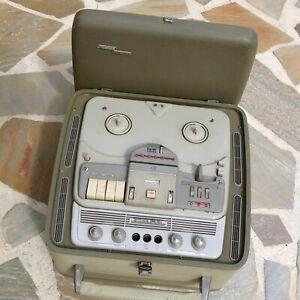 Magnétophone Grundig Tk 64 à restaurer