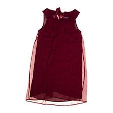 Knielange Damenkleider aus Polyester in Größe 38