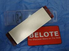 """Buck Knives EdgeTek Medium Grit Bench Stone Diamond 6x2"""" Knife Sharpener 97078"""