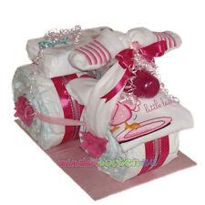 "✿ Großes Windeldreirad ""Girl"" ✿ tolles Geschenk zur Geburt Babyparty Windeltorte"