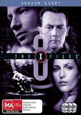 The X-Files : Season 8 (DVD, 6-Disc Set) NEW