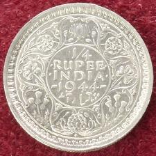 Quarto Rupia India 1944 (C0610)