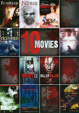 10-Movie Horror Collection 8 [Import] DVD