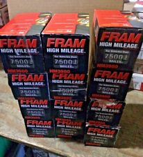 FRAM HM3980 (Lot of 12) Engine Oil Filter-High Mileage fits Blazer Camaro 80-05