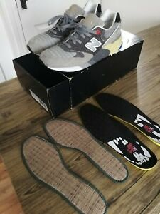 "New Balance x Mita Sneakers ""Feral Creation Gray Mouse"" CM999GYM UK9.5 US10 EU44"