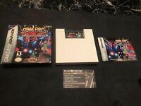 GameBoy Advance Shining Force Auferstehung des blacken Drachen CIB, boxed great
