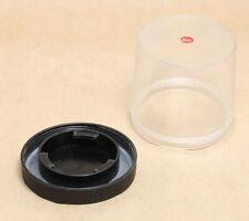 Leica Leitz objektivbox per un Leica R/SL-obiettivo 28,35,50 mm 70er anni (20)