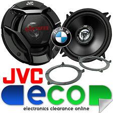 BMW 3 Series 1999 - 2005 JVC 13cm 520W 2 VIE posteriore porta altoparlanti auto & STAFFE