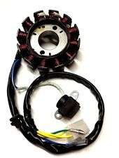 12 COIL STATOR DC CURRENT ZNEN GY6 150CC MOTOR SCOOTERS MOPED