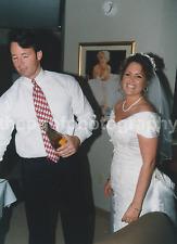 BRIDE + MARILYN Vintage FOUND PHOTO Color FREE SHIPPING Monroe ART Wedding 7315