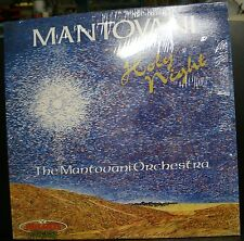 VINYL RECORD ALBUM THE MANTOVANI ORCHESTRA HOLY NIGHT HOLIDAY SHRINK RARE