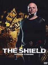 COFANETTO DVD - THE SHIELD STAGIONE SERIE 2 SERIE TV (4 DVD) - Nuovo!!