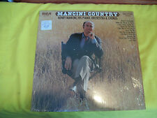 Henry Mancini - Mancini Country - 1970 RCA Victor LP - Tight Shrink Wrap - E/E+