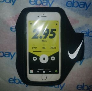 Nike Running Phone Arm Band 129862 Black New without Tags !