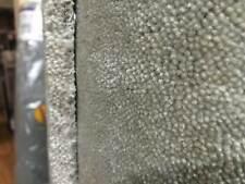 Handmade Designer Carpet Remnant / Roll End Raj Cloudy Grey 4x1.40m RRP£536