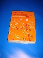 Libro CIRCUITOS DE TRANSISTORES Calculos y aplicaciones
