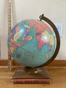 1950s Replogle Globe & Atlas