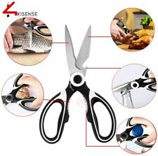 UK Kitchen Scissors Shears Heavy Duty Multi-Purpose Stainless Steel Chicken Bone