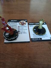 Heroclix Iron Man and Infinity Gauntlet #
