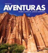 Aventuras 4e Lab Manual by Jose A. Blanco (2013, Paperback, Revised)