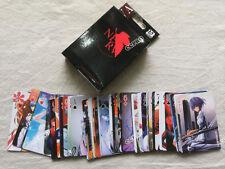 Neon Genesis Evangelion poker cards of Asuka/Ayanami Rei/Misato/IKARI SHINJI etc