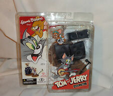 "2006 MCFARLANE HANNA-BARBERA TOM AND JERRY ""ROCK 'N' ROLL"" ACTION FIGURE MIP"