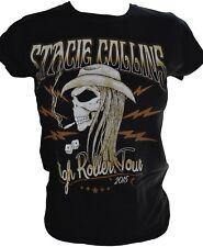 STACIE COLLINS -High Roller Tour 2015 -Gildan Softstyle Girlieshirt - XL- 165185