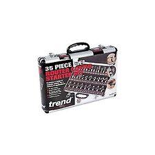 OPENBOX Trend Set/ss35x1/2tc Router Cutter Starter Set 35-piece