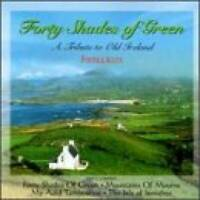 Forty Shades of Green - Audio CD By Foster & Allen - VERY GOOD