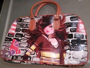 Women's Stylish Fashion Travel Carry Bag (Two Designs)